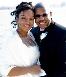 Jonathan and Cheryl Wedding Day